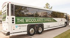The Woodlands Express Rodeo Shuttle thumbnail
