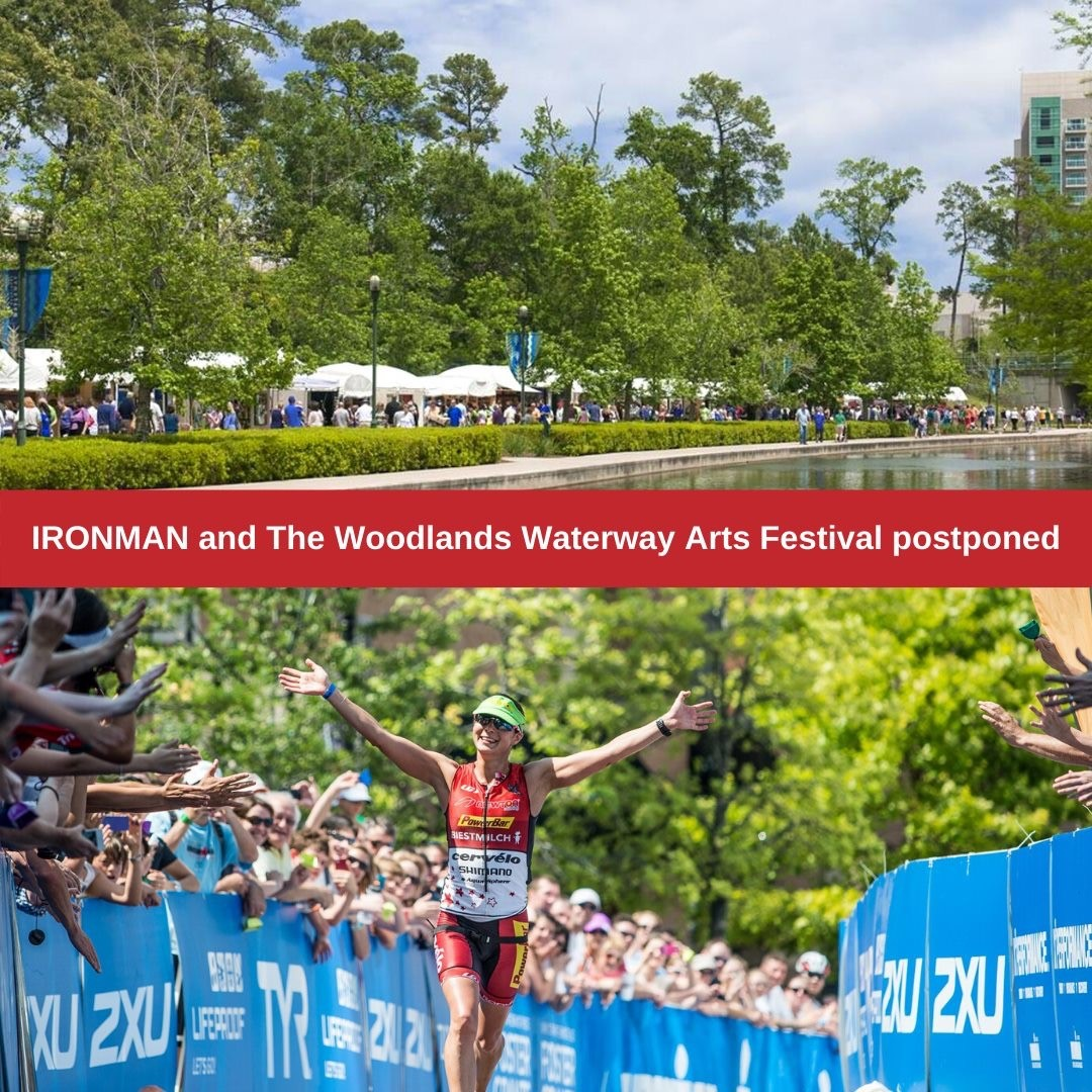 Ironman postponed social media picture