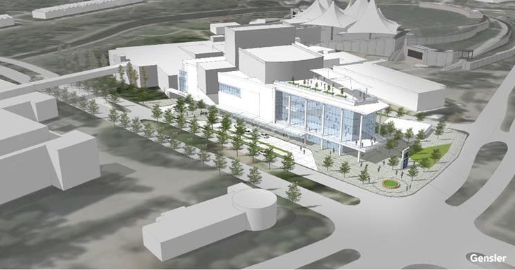 Township and Pavilion delay Performing Arts Center process