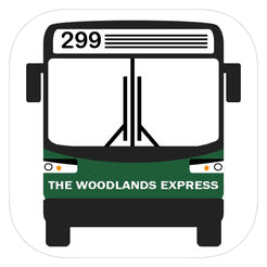 The Woodlands Express app