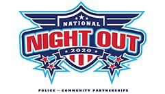 National Night Out drive-thru event set for Sunday, October 11, 2020