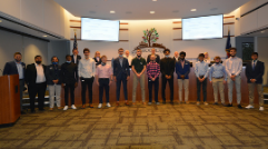 The Woodlands Township Board holds meeting