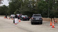 Township hosts Prescription Drug Take Back Day drive-thru event