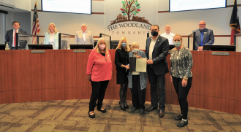 Board Meeting 3-31-2021 | Gebert Proclamation