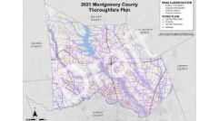 Township Board opposes certain proposed road projects in 2021 Montgomery County Thoroughfare Plan