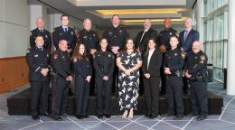 Township honors those who serve at ninth annual Public Safety Awards