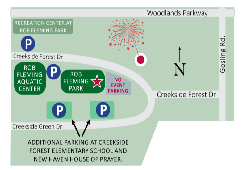 Rob Fleming RHB Fireworks Map