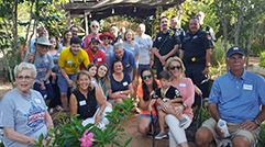 National Night Out campaign promotes safer Township neighborhoods