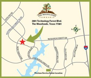 Map Of Woodlands Texas The Woodlands Township Maps | The Woodlands Township, TX