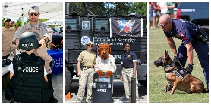 Community Safety Expo Collage