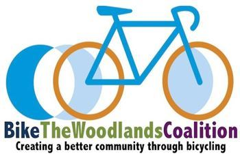 Bike The Woodlands Coalition Logo
