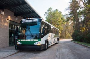 The Woodlands Express Park and Ride | The Woodlands Township, TX