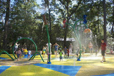 Parks and Recreation | The Woodlands Township, TX