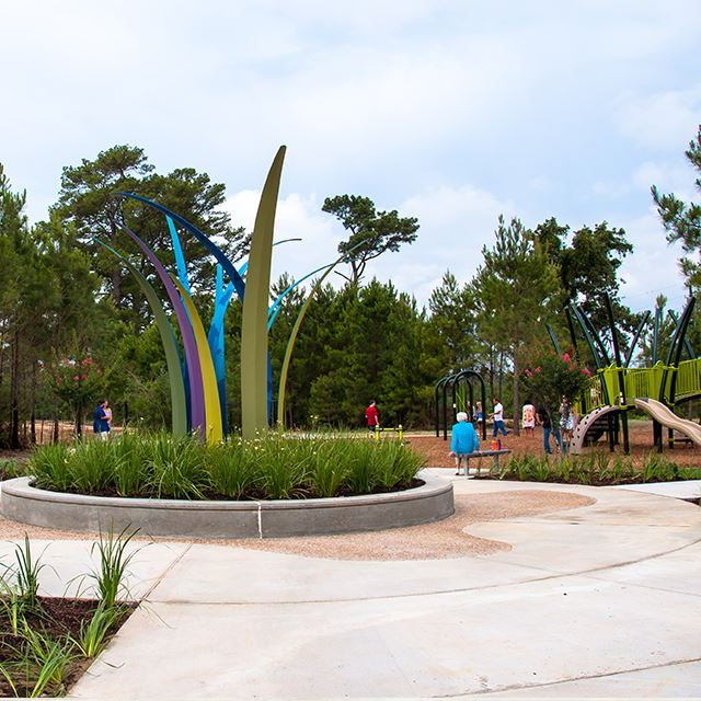 The Woodlands Township TX