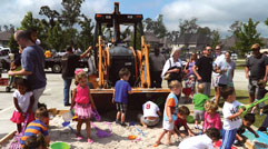 Touch a Truck vehicle