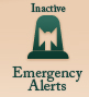 Emergency Alerts Inactive