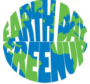 Earth Day GreenUp logo
