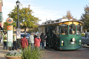 Waterway Trolley